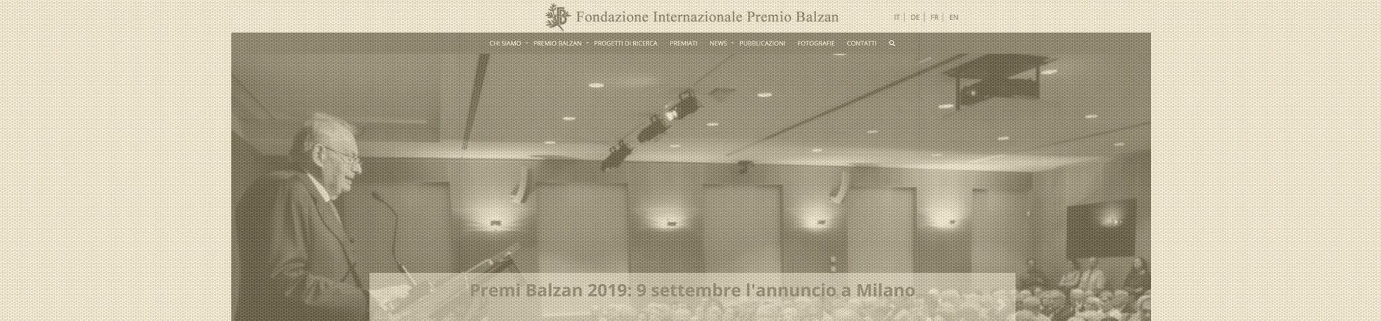 Fondazione Balzan