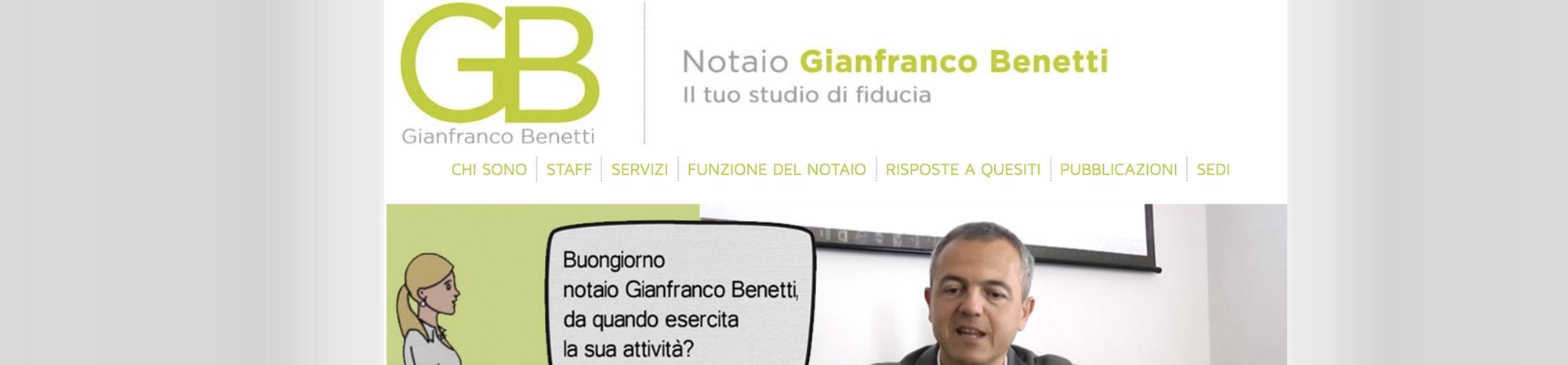 Notaio Benetti
