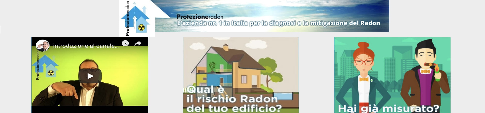 Protezione Radon