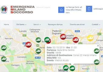 Emergenza Milano Soccorso