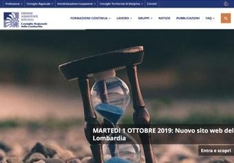 Ordine degli Assistenti Sociali della Lombardia